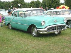 Oldsmobile 88 - articles, features, gallery, photos, buy cars - Go Motors Vintage Cars, Antique Cars, Oldsmobile 88, Rocket Engine, Lead Sled, Old Cars, Motor Car, Muscle Cars, Super Cars
