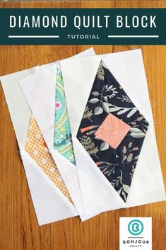 Beginner Quilt Patterns, Quilt Block Patterns, Quilting Tutorials, Pattern Blocks, Quilting Designs, Quilt Blocks, Sewing Tutorials, Quilting Tips, Sewing Tips