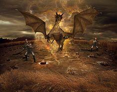 Digital Photography, New Work, Digital Art, Dragon, Behance, Photoshop, Profile, Gallery, Check