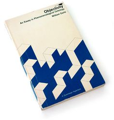 Q-bert, geometric designs, 60s cover art, sixties book design, 1968 graphic design, phenomenological ontology, objectivity, william hollingshead, william earle, isometric designs, cubes