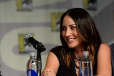 Bree Turner was all smiles.