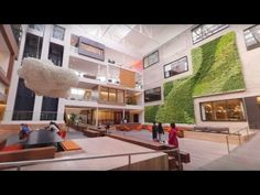 The Way In @ Airbnb (LinkedIn 360 Video) - YouTube