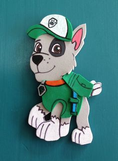 Paw Patrol Ornaments, Paw Patrol Birthday, Smurfs, Fictional Characters, Templates, Feltro, Mothers Love, Souvenir Ideas, Crafts For Children
