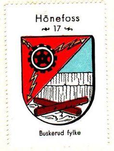 Hönefoss, Buskerud fylke