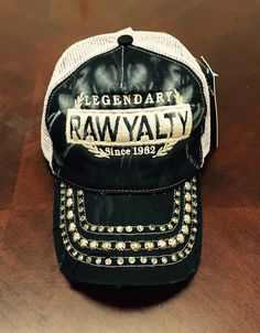 33a586295c9 Rawyalty Legendary Crystal Stone Hat Tie Dye Black Stones And Crystals