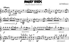 Angry Birds - Theme Guitar Pro - AZ Chords