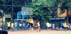 it's a Lay Up ? :d taken and edited by me, not bad