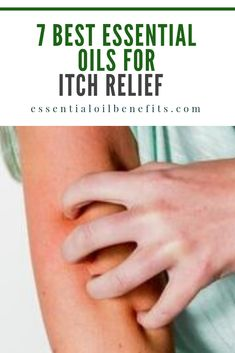 Essential Oils For Itching: The Ultimate Guide To Relieving Your Itchy Little World The best essential oils for itch relief. If you're struggling with an annoying itch, whether it's a reaction to something, dry skin, or another problem, essential oils can Essential Oils Itchy Skin, Essential Oils For Headaches, Doterra Essential Oils, Young Living Essential Oils, Essential Oil Blends, Oil For Dry Skin, Itch Relief, Eczema Relief, Eczema Remedies