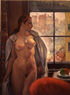 Leon Kroll - Zelda (Nude), 1930 offered by Gerald Peters Gallery on InCollect