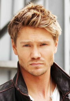 Chad Michael Murray, I've had a crush on you ever since you stopped the football game to kiss Hillary Duff in the rain.