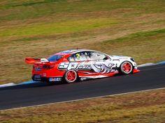 Garth Tander - Sydney Motorsport Park 400 - HOLDEN - HRT