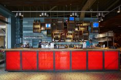 Restaurant and Bar Design Awards - Entry Commercial Architecture, Interior Architecture, Latin American Restaurant, Liquor Bar, Bar Design Awards, Hotel Restaurant, Restaurant Interior Design, Cafe Bar, Interiors