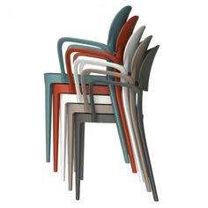 Adrian Stacking Side Chair