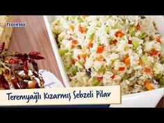 Teremyağlı Kızarmış Sebzeli Pilav  Teremyağ Yemek ve Hamurişi ile Lezzetli Tarifler Vegetables, Food, Essen, Vegetable Recipes, Meals, Yemek, Veggies, Eten