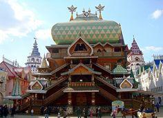 Измайловский кремль: уникальный образец древнерусской архитектуры (Россия)