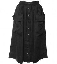 Gorman Online :: Linen Carmen Skirt ($100-200) - Svpply
