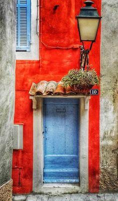 Menton, Alpes-Maritimes, France More