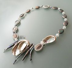necklace by Leela