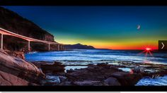 Coalcliff sunrise Cool Landscapes, Sunrise, Beach, Water, Outdoor, Gripe Water, Outdoors, Seaside, Sunrises