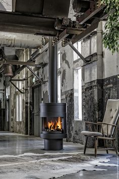 Boley Open Fire Places B.Black Collection on Behance,photography by Rene van Dongen