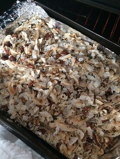 Tinker Tailor Baker Mom - I('m) Quit(ting) Sugar | Coco-nutty Granola @sarahwilson108