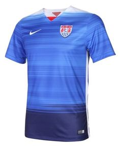 USA Soccer Gear, USA Football Kits, T-Shirts...  CBSSports.com Shop is your World Soccer headquarters, bringing you licensed USA Soccer Gear for men, ladies and kids. Grab the official USA Kit and Jersey for your collection. #picsandpalettes   #cbssports