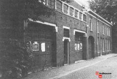 Achterzijde koetshuis pand Fens, Bergstraat - eindhoveninbeeld.com