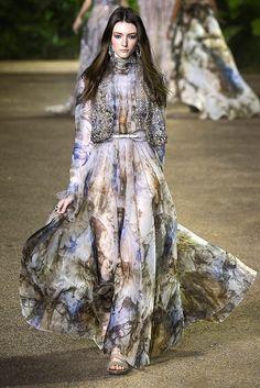 Fotos de Pasarela   Elie Saab Primavera-Verano 2016 París   40 de 51   Vogue México