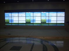 Digital Walls Dazzling Design 15 Touchscreen Monitors Posters Ad Displays And Video