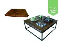 Coffee Table. Restauro para Cliente.