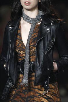 Saint Laurent Fall 2016 Menswear Fashion Show Details