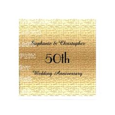"""#personalized #anniversary #colorful #golden #napkin #party #paper #goods #gold #50th #funGold Golden 50th Anniversary Party Paper NapkinGold Golden 50th Anniversary Party Paper Napkin  Please follow board for more videos  Funny Boyfriend Card Happy Anniversary Card Handmade Card For Him Card For Girlfriend Card For Husba  Gold Paper Napkin 50th Wedding Anniversary This elegant paper napkin is decorated with a faux textured gold background and black letters. Although default says """"50th We... Happy Anniversary Cards, 50th Wedding Anniversary, Anniversary Parties, Cards For Boyfriend, Funny Boyfriend, Gold Background, Gold Paper, Black Letter, Gold Texture"""