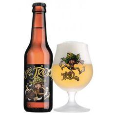 Cuvée des Trolls, brewery Dubuisson, Pipaix Belgium. 7% 7/10