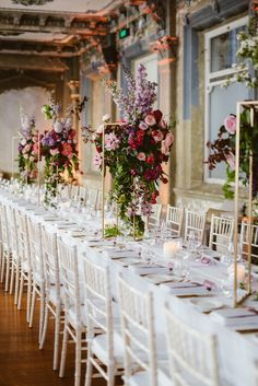 If you're planning on having your wedding in a church, you need to consider the best wedding flowers for your venue. You will have an easy time choosing church wedding flowers to. Tall Wedding Centerpieces, Wedding Table Flowers, Wedding Flower Arrangements, Flower Centerpieces, Reception Decorations, Floral Wedding, Floral Arrangements, Round Table Centerpieces, Centrepieces