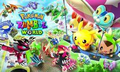 Pokémon Rumble World llegará el 22 de enero en físico