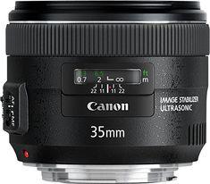 Canon Objectif 35 mm f/2.0 IS USM: Amazon.fr: High-tech