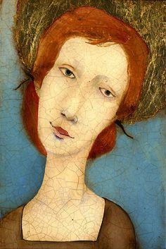 Angel (Redhead) by Cassandra Christensen Barney
