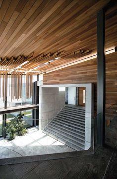 Piękna, luksusowa rezydencja Cove 3 House w RPA - zobacz jak wygląda ta nowoczesna rezydencja i zainspiruj się! Zapraszam na bloga po mnóstwo pięknych zdjęć i nowoczesnych inspiracji. To projekt stworzony całościowo, z dbałością o szczegóły i niestandardowe rozwiązania - zapraszam!