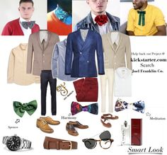 """My JoelFranklin Smart look"" by pastylez on Polyvore"
