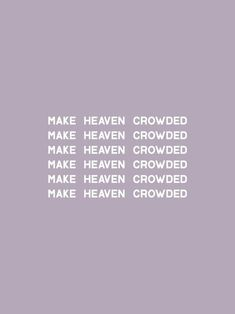 Make Heaven crowded - Make Heaven crowded Faith quotes l Hope quotes l Christian Quotes l Christian Sayings Bible Verses Quotes, Jesus Quotes, Faith Quotes, Scriptures, Hope Quotes, God Loves You Quotes, Quotes Quotes, Jesus Sayings, Devotional Quotes