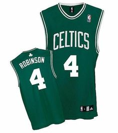 0a16d05fe29 Boston Celtics Robinson 4  Green Jerseys Wholesale 2210