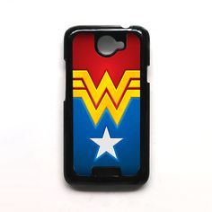 Wonder Woman HTC One X Hard Case Cover - PDA Accessories