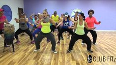 """GET IT READY READY"" - 'New Orleans Bounce' Choreo by Lauren Fitz for Cl..."
