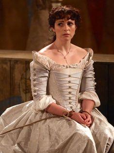 Tamla Kari as Constance Bonacieux in The Musketeers (TV Series, 2015). [x]