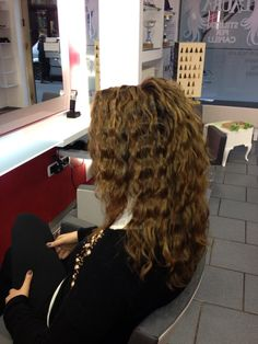 curly onde zigzag