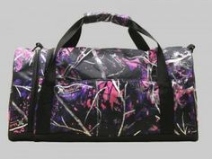 NORTHWOODS COUNTRY OUTFITTERS - Muddy Girl Duffel Bag , $29.99 (http://www.northwoodscountry.com/muddy-girl-duffel-bag/)
