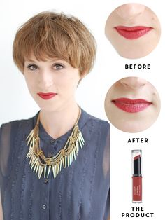 Product Smackdown: Red Lipstick #Refinery29