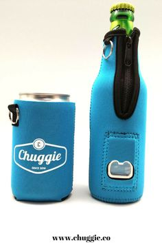 Koozies with built-in bottle openers + key rings + two pockets. I Can Coolers,cozies,cheap bachelorette party gifts,gag gifts,cute koozies,music festival must haves, gifts for her,gifts for your bridesmaids,best koozies on amazon,funny gifts,beer koozies,tailgating koozies,unique koozies,camping koozies,preppy koozies,koozies for guys,koozies for girls,koozies favors,neoprene koozies,coolers,unique gifts,
