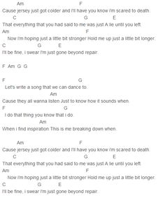 flirting memes gone wrong lyrics song chords for beginners