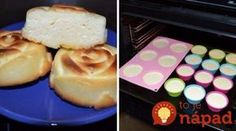 Ľahké ako pierko: Ochutnajte vzdušné tvarohovo-smotanové muffiny